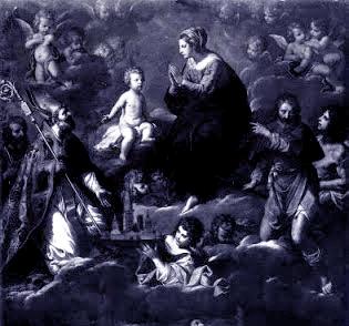 Ludovico Lana Madonna Ghiara e peste news