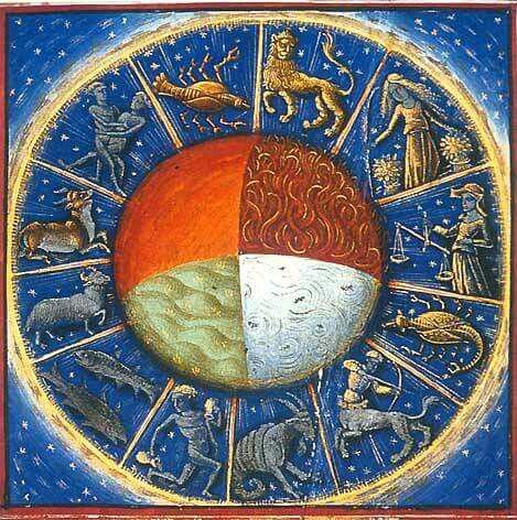 Zodiac Barthelemy lAnglais